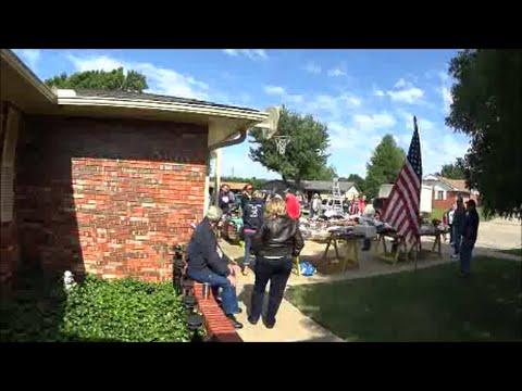 США Аукцион Продажа ДОМА Пожилая Пара переехала в assisted living