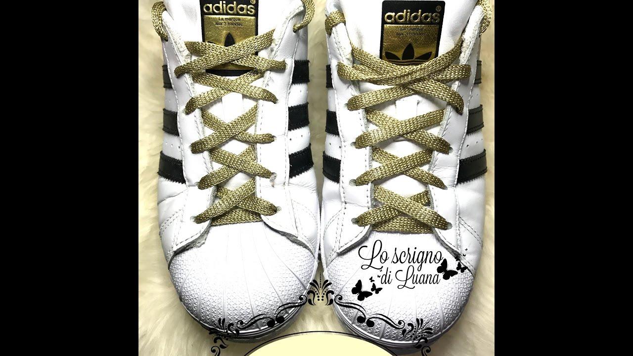 scarpe adidas si possono lavare in lavatrice