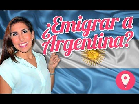 Emigrar a Argentina! (Documentos necesarios)