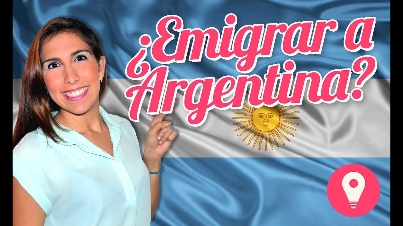 Emigrar a argentina documentos necesarios youtube for Se necesita decorador de interiores