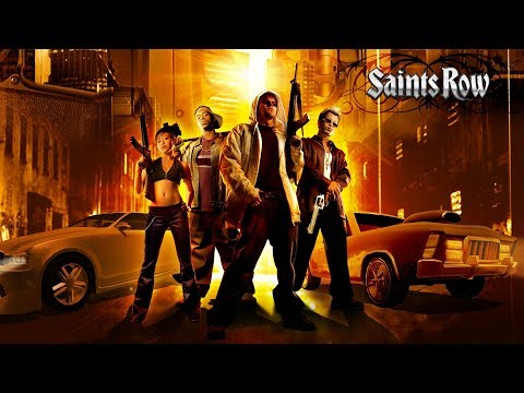 SAINTS ROW All Cutscenes (XBOX ONE X) Game Movie p HD