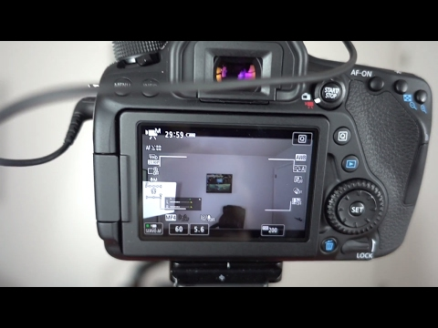 How to use Canon's 80D Manual Mode Settings like Casey Neist