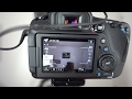 How to use Canon's 80D Manual Mode Settings like Casey Neistat (ISO, Shutter Speed and Aperture)