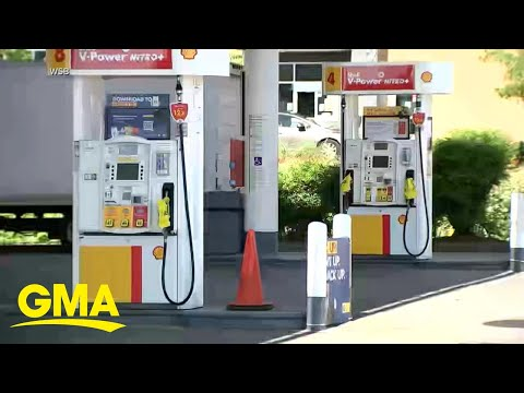 Gas stations still without fuel after Colonial Pipeline resumes operations l GMA