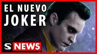 Joaquin Phoenix habla sobre el Joker - #SmokeNews