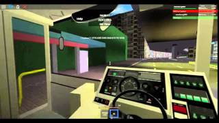 Bus motore Roblox:Route 277X Wing Heung al deposito RMB Roblox