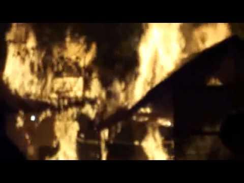 Fire Accident in IGNCA Delhi