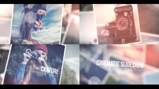 Epic Vintage Slideshow — After Effects project | Videohive template