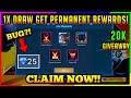 TRICK! HOW TO GET PERMANENT REWARD / BRUNO FIREBOLT FLARE UP EVENT!! BUG DRAW?!! - MLBB