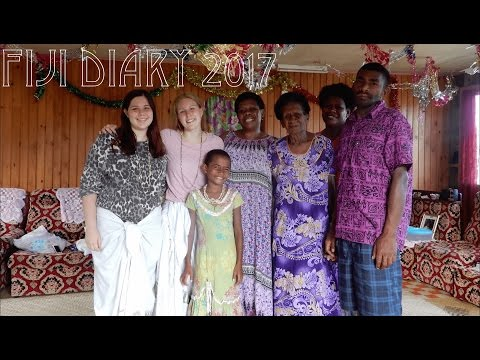 Fiji Islands Discovered | VESA Volunteer Travel Diary 2017