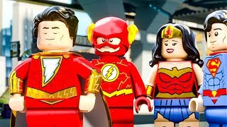 Lego Shazam: Magic And Monsters Official Trailer (2020) HD