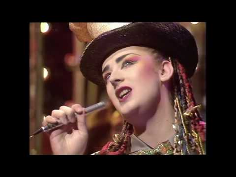 Culture Club  Karma Chameleon TOTP 1983