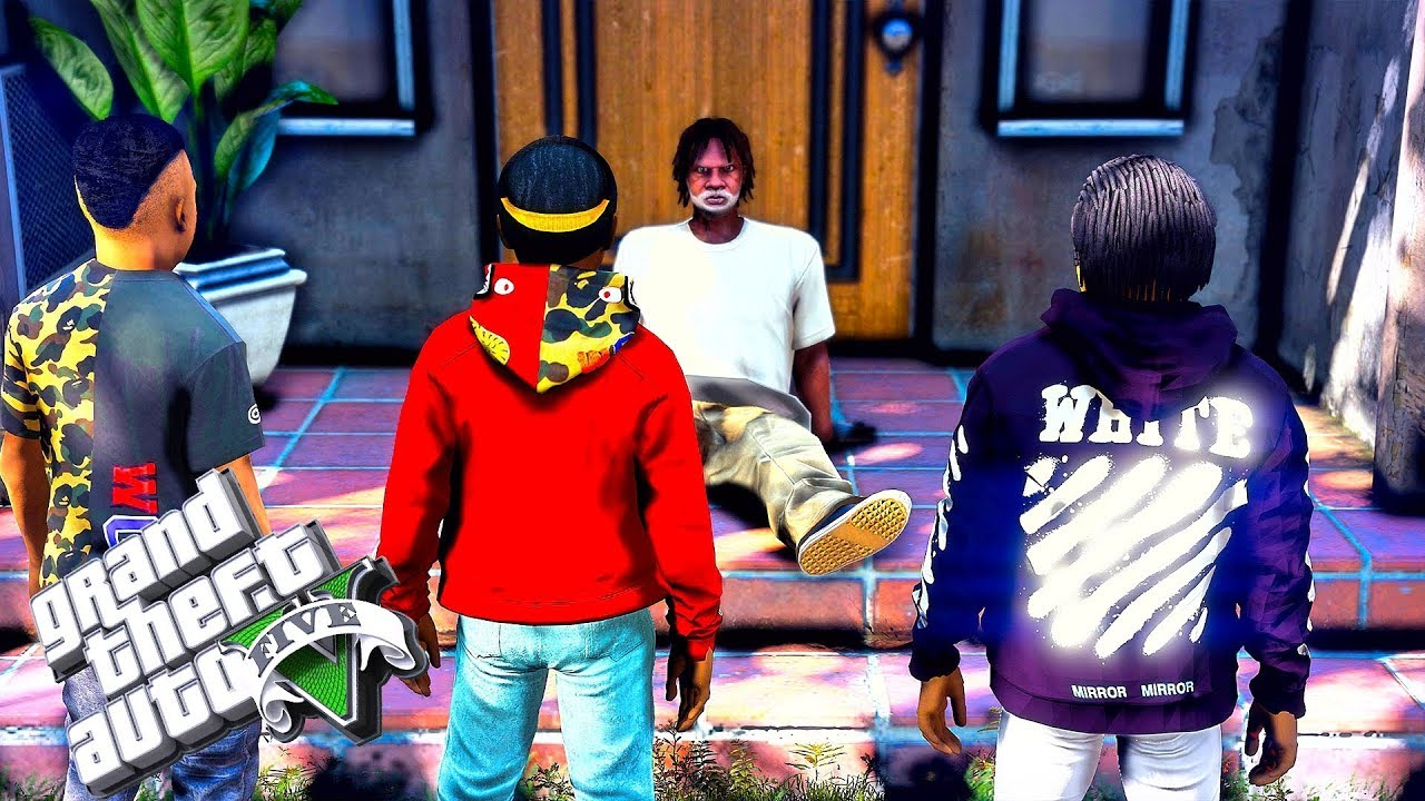 bad kids on the block 12  gta 5 skit
