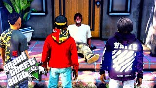 BAD KIDS ON THE BLOCK 12 (GTA 5 SKIT)