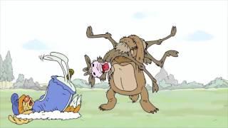 Самый смешной мультфильм в МИРЕ