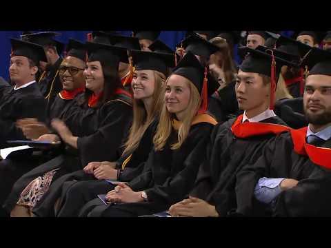 College of Engineering Annual Graduation Ceremony