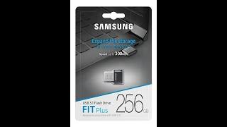 Samsung USB Flash Drive 3.1 FIT Plus 256GB