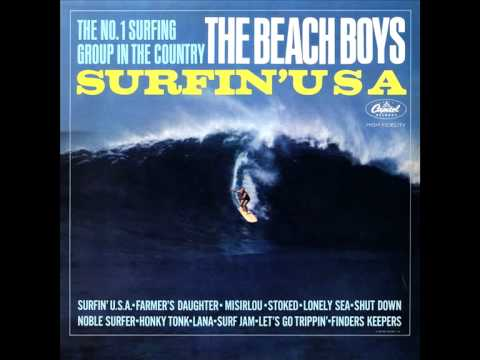 The Beach Boys Lonely Sea Mono