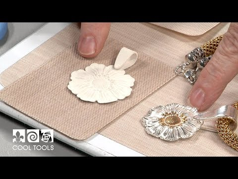 Cool Tools: FS999™ Fine Silver Clay Introduction by Deb DeWolff