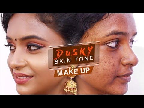 Tips to do Makeup For Dusky Skin! | Dewy Makeup thumbnail