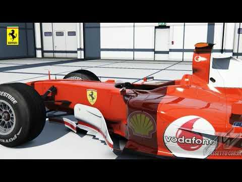 Kunos Bring Us The Holy of Holies - Kunos Ferrari F2004 Review