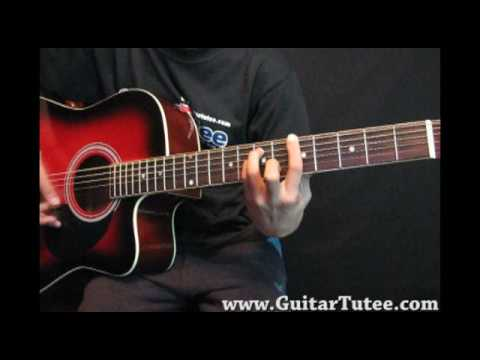 Flo Rida Feat Kesha - Right Round, by www.GuitarTutee