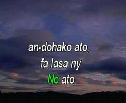 karaoke malagasy
