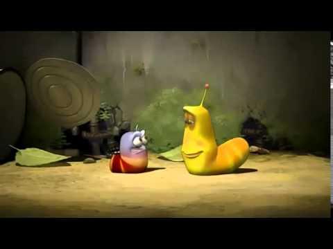gusanos larvas caricaturas