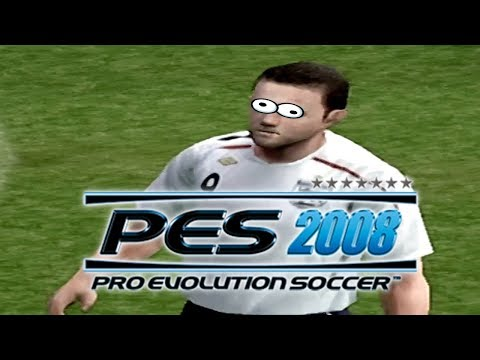 Playing PES 2008 10 Years Later...
