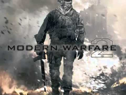 Call Of Duty  Modern Warfare 2 Soundtrack - Whitehouse Battle