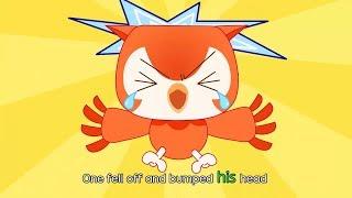Five little monkeys - Nursery Songs for Kids - Baeko!
