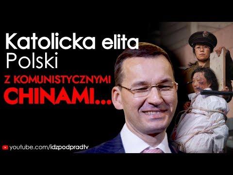 Katolicka elita Polski z komunistycznymi Chinami... IDŹ POD PRĄD NA ŻYWO 7.09.2018