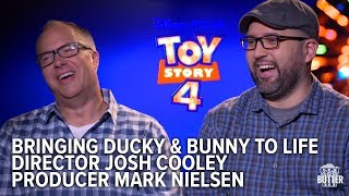 Toy Story 4 Interview: Josh Cooley And Mark Nielsen | Extra Butter