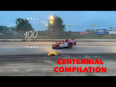 100th Anniversary at Orange County Fair Speedway -Centennial Compilation