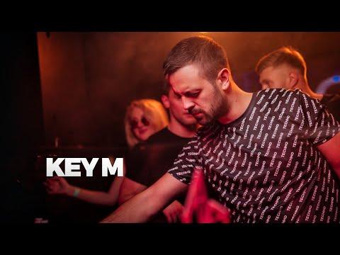 Key M - Radio Intense Event @ Fancy Room, Odessa, Ukraine Nov. 2019 // Melodic Techno Mix