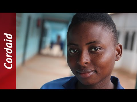 Jeune S3 - Portrait of Esther (Cameroon) - Sexual and Reproductive Health & Rights