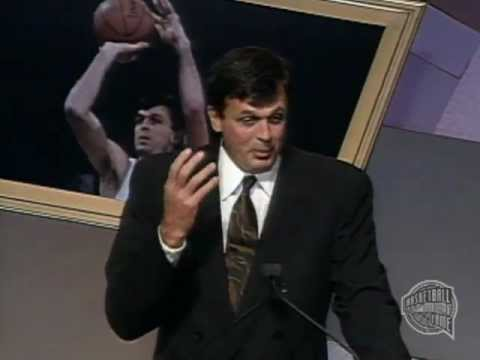 Kevin E. McHale's Basketball Hall of Fame Enshrinement Speech
