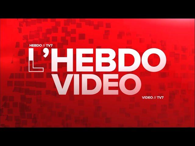 Hebdo vidéo   Vendredi 20décembre