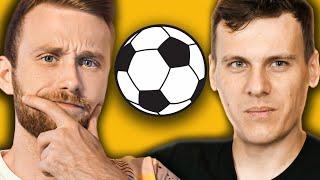 Jcob vs Footroll - kto wie więcej o piłce nożnej?