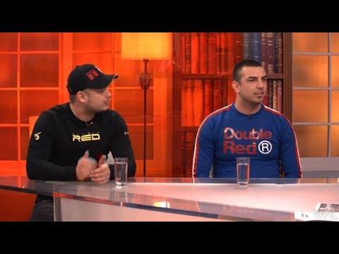 Ljuban i Miljan Vidovic odgovaraju na optuzbe oca da su kriminalci - DJS - (TV Happy 14.02.2019)