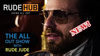 Rude Jude - All Out Show 05-14-19 Tues - Laurence Fishburne-The Breakdown With Justin Hunte