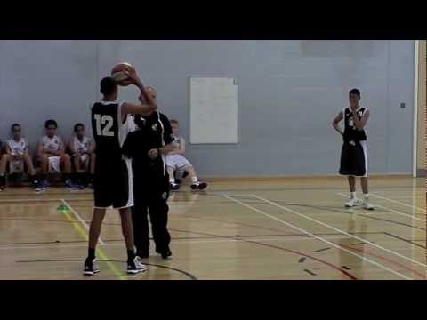 3 Man Fast Break Basketball Drill - Improve Conditioning, Finishing, Passing, and Rebounding