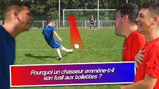 ESSAYE DE NE PAS RIRE VERSION FOOTBALL ! (Blagues de tonton challenge)