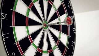 Cinema 4D Dartboard and Dart Animation