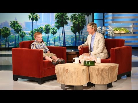 Ellen's Favorite Moments with Noah Ritter