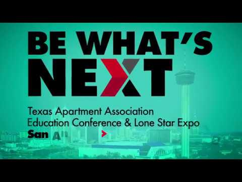 2018 TAA Education Conference & Lone Star Expo Promo