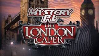 Mystery P.I.™ - The London Caper PC Game