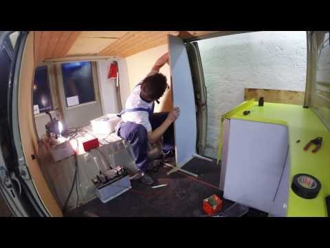 Camper conversion VW T3 - Full Conversion - Step by Step!! #CustomCampers www.customcampers.com
