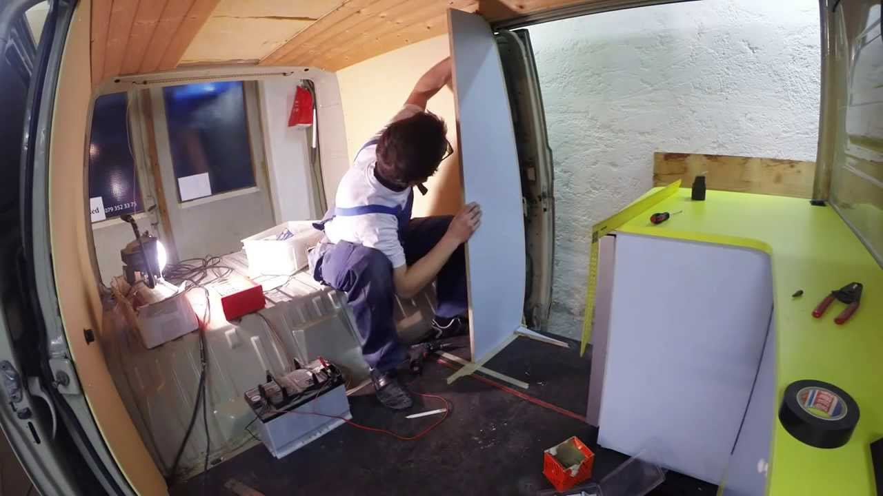 Camper Conversion Vw T3 By Custom Campers Youtube