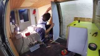 Camper conversion VW T3